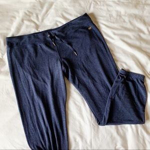 Tommy Hilfiger Navy Joggers, Large